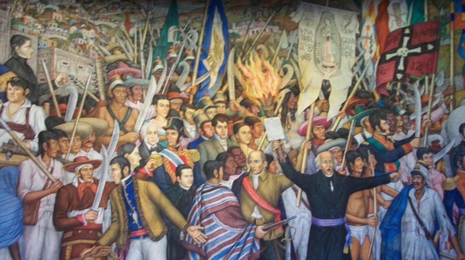 16 09 1810 Empieza El Proceso De Independencia De Mexico La Vidriera